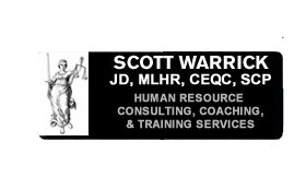 Scott Warrick's Consulting, Coaching & Training Services